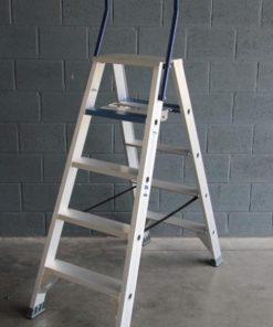 MG-ACCÈS producten - trappen - dubbele trappen - ASC Dubbele Trap foto 1