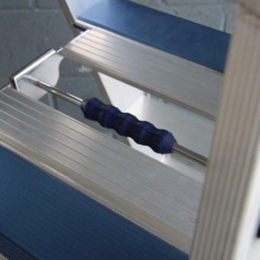 MG-ACCÈS producten - trappen - dubbele trappen - ASC Dubbele Trap foto 2