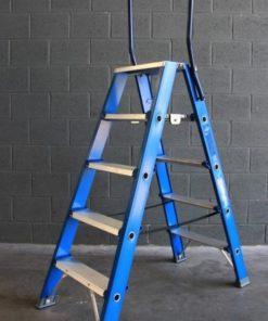 MG-ACCÈS producten - trappen - dubbele trappen - ASC Premium Dubbele Trap foto 1