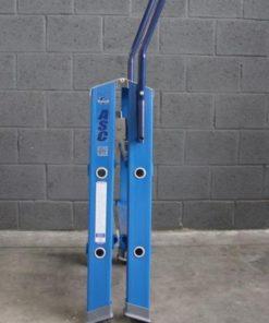 MG-ACCÈS producten - trappen - dubbele trappen - ASC Premium Dubbele Trap foto 2