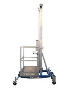MG-ACCÈS producten - werkliften - XS-Lift foto 2