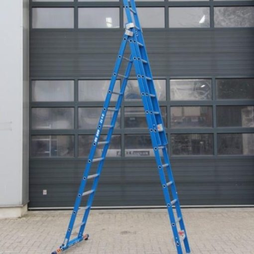 MG Acces - producten - ladders - Opsteek - reformladders - ASC XD Ladder foto 1