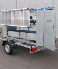 MG-ACCÈS producten - steigeraanhangers - ASC X Carrier foto 1