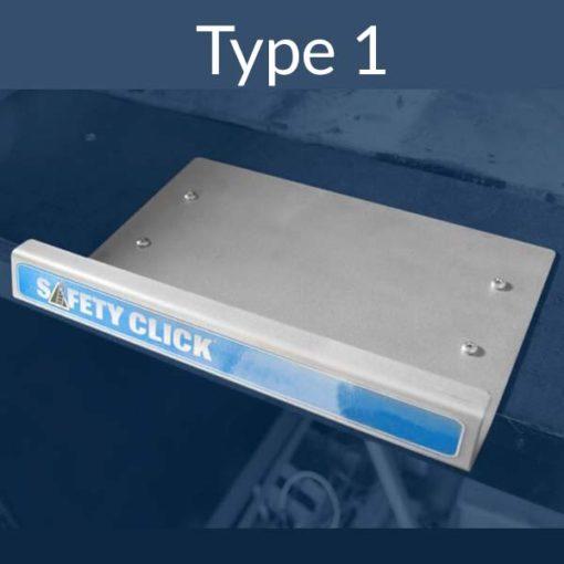 MG-ACCÈS shop - ladder hulpstukken - ALX Safetyclick type 1