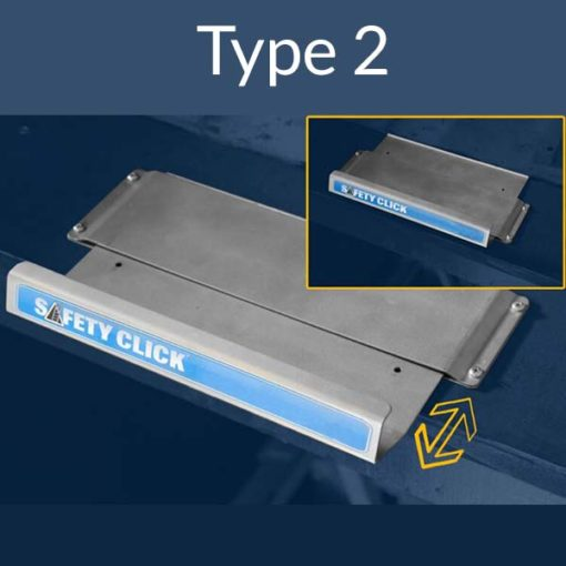 MG-ACCÈS shop - ladder hulpstukken - ALX Safetyclick type 2