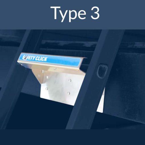 MG-ACCÈS shop - ladder hulpstukken - ALX Safetyclick type 3