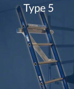 MG-ACCÈS shop - ladder hulpstukken - ALX Safetyclick type 5