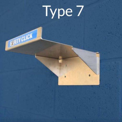 MG-ACCÈS shop - ladder hulpstukken - ALX Safetyclick type 7