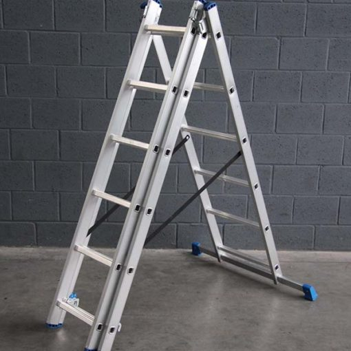 MG-ACCÈS shop - ladders - reformladders - ALX Ladder foto 1