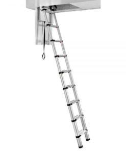 MG-ACCÈS shop - ladders - telescoopadders - Telesteps Loft Line foto 1
