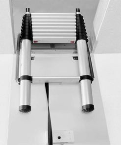 MG-ACCÈS shop - ladders - telescoopadders - Telesteps Loft Line foto 2