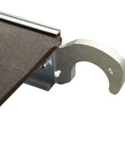 MG-ACCÈS shop - steiger accessoires - ALX Platform met houten deck foto 3