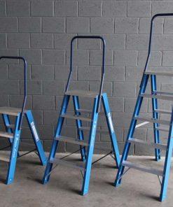 MG-ACCÈS shop - trappen - dubbele trappen - ALX DT Dubbele Trap foto 2