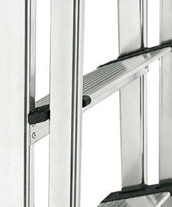 MG-ACCÈS shop - trappen - huishoudtrappen - Hailo EasyClix Huishoudtrap foto 5