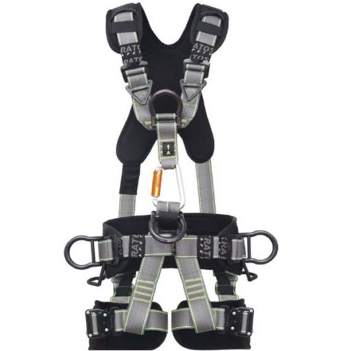 MG-ACCÈS Shop producten - beveiliging - kratos valbeveiliging - Kratos Valbeveiliging Harnas Fly'In 3 FA1020200 voorkant