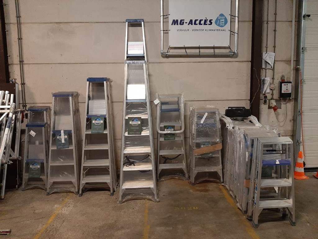 MG-ACCÈS voor al uw klimmaterialen - MG-ACCÈS webshop voor steigers, ladders, trappen en accessoires