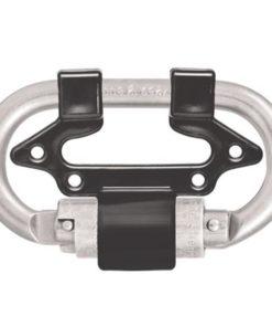 MG-ACCÈS Shop producten - beveiliging - kratos valbeveiliging - Kratos Dubbele Intrekbare Blokconnector FA2050200B