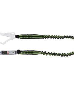 MG-ACCÈS Shop producten - beveiliging - kratos valbeveiliging - Kratos Elastische leeflijn 1,8 meter FA3070220