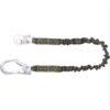 MG-ACCÈS Shop producten - beveiliging - kratos valbeveiliging - Kratos Revolta energie absorberende elastische vanglijn FA3030920