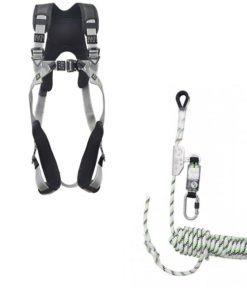MG-ACCÈS Shop producten - beveiliging - kratos valbeveiliging - Kratos Dakwerk Premium Set