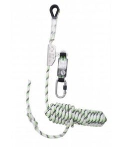 MG-ACCÈS Shop producten - beveiliging - kratos valbeveiliging - Kratos Kernmantel Vanglijn met valdemper 10 meter FA2010210