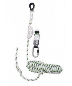 MG-ACCÈS Shop producten - beveiliging - kratos valbeveiliging - Kratos Kernmantel Vanglijn met valdemper 20 meter FA2010220