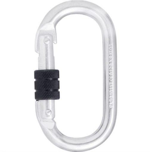 MG-ACCÈS Shop producten - beveiliging - kratos valbeveiliging - Kratos Stalen Karabijnhaak 18 mm FA5010117