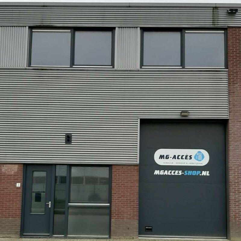 MG-ACCÈS - nieuwe vestiging in Nieuwegein