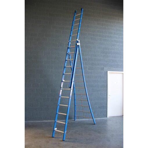 MG-ACCÈS Shop - producten - ladders - Opsteek - reformladders - ASC Premium ladder 3x12