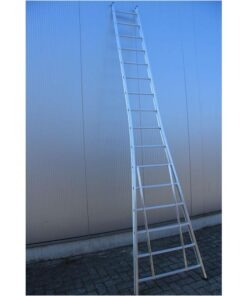 MG-ACCÈS shop klimmateriaal - ladders - reformladders en opsteekladders - VGS Enkele Ladder