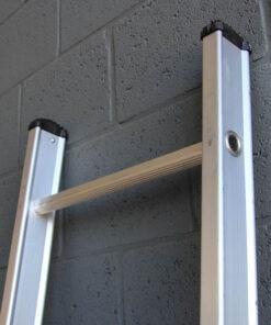 MG-ACCÈS shop klimmateriaal - ladders - reformladders en opsteekladders - VGS Enkele Ladder top