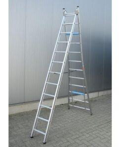 MG-ACCÈS shop klimmateriaal - ladders - reformladders en opsteekladders - VGS Ladder 2-delig