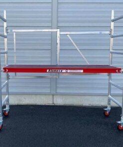 MG-ACCÈS shop - kamersteigers - ALX Red Line Kamersteiger