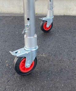 MG-ACCÈS shop - kamersteigers - ALX Red Line Kamersteiger wielen
